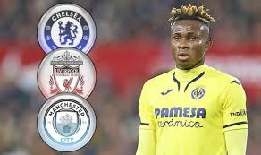 Samuel Chukwueze Enters Chelsea's Summer Radar, To Replace Willian