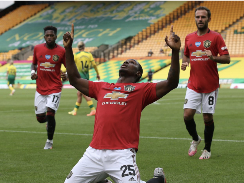 Solskjaer Can't Stop Praising Odion Ighalo