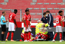 Taiwo Awoniyi Escapes Death, Gets Accolades From Mainz's Top Shot