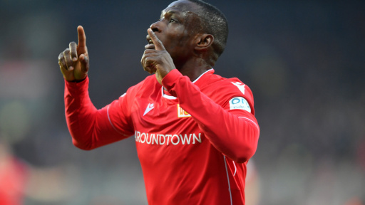 Anthony Ujah Ready To Floor His Former Colleagues At FC Cologne