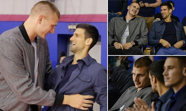 Novak Djokovic Infects Serbian Basketball Player With Coronavirus