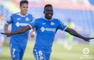 Etebo Marks Getafe Extension With His First Ever Goal In Spanish LaLiga