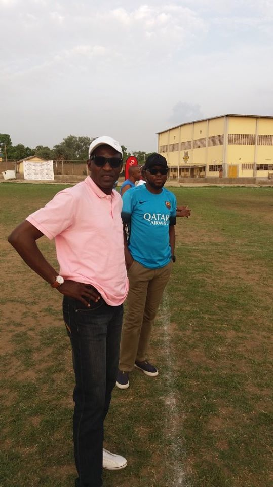 Garba Lawal: Rohr Has Final Verdict On Invitation Of Home-based Players