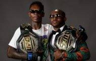 Israel Adesanya, Kamaru Caught In UFC's Controversial 'Trash Talk'