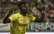 Moses Simon Gives Thanks, Sends Good-bye Message To UD Levante
