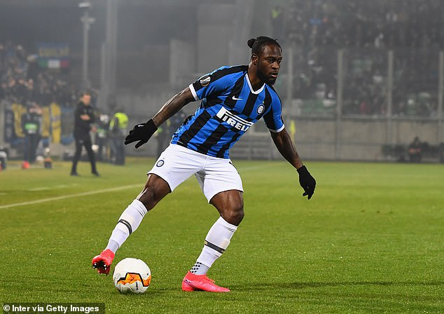 Victor Moses Describes Inter Milan As 'Huge Club With Incredible Fans'