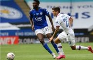 Ndidi Blamed For Leicester's Loss To Chelsea, Iheanacho Stays Benched