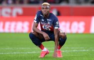 Osimhen Admits Deep Excitement, After Emerging As Lille's Best Player