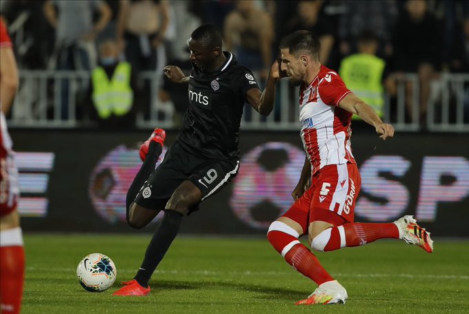Sadiq Umar Attracts Links With AC Milan, United, Besiktas, Fernebahce