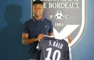 Samuel Kalu Ready To Leave Girondins Bordeaux For Galatasaray Of Turkey