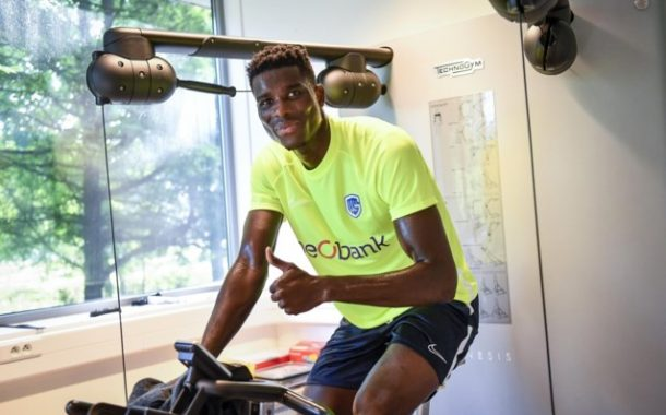 Onuachu Receives Comforting Words After Testing Positive For COVID-19