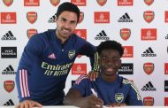 Saka: I'm Finally Happy To Achieve My Arsenal Contract Extension