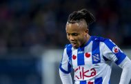 Chidera Ejuke's Italian Club Transfer Offer Rejected By Heerenveen