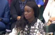 Eniola Aluko Takes Battle Against Racism To Members Of Parliament