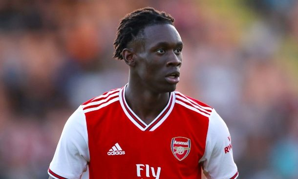 Folarin Balogun Gains Tips For Arsenal Promotion From Nketiah's Red Card