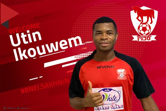 Ikouwem Utin Makes Switch In Israel With Loan Deal At Bnei Sakhnin