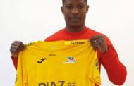 Joseph Akpala Receives Oostende's Accolades For His 'Excellent Mentality'