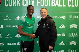 Joseph Olowu Reaches Agreement To Continue On Loan With Cork City