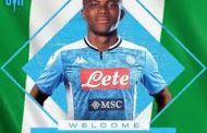 Osimhen Back On Course For €85m Summer Transfer To Napoli Of Italy