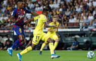 Chukwueze Loses Against Barcelona; Omeruo, Etebo, Victor Moses Absent