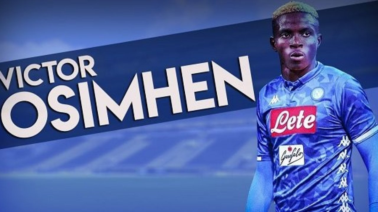 Osimhen's Napoli Deal Confirmed; But Crotone Reject Two Offers For Simy