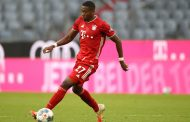 Alaba Aims At Continental Glory As 'Send-off Gift' From Bayern Munich