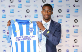 Ayo Tanimowo Looks Good To Fill Leon Aderemi Balogun's Shoes At Brighton