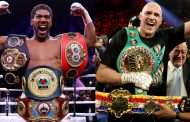 Anthony Joshua Targets Round Six Victory Over Tyson Fury In Title Fight