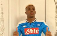 Victor Osimhen To Commence Training Officially With Napoli In September