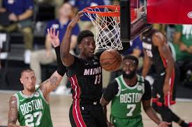 Bam Adebayo Leads Miami Heat In Assists, Rebounds During Game 4 Win