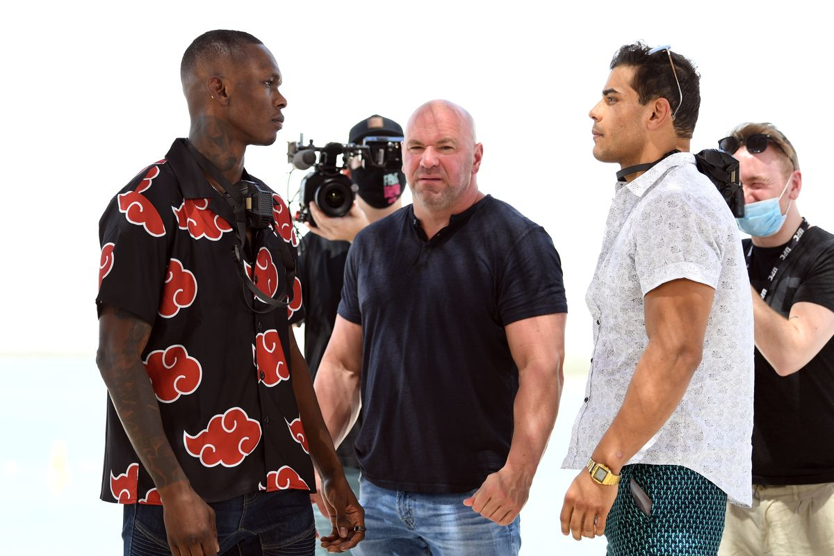 Adesanya's UFC Opponent Declares: I'm Going There To Finish Him