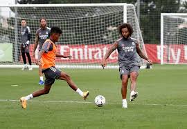 Akinlabi Gets Accolades From Zidane, After Dazzling With Real's Main Squad