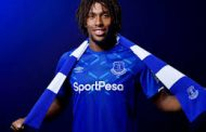 Alex Iwobi Escapes Sack At Everton, Set For Another Season With Toffees