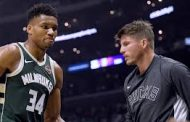 Giannis Adetokunbo Earns Accolades From Milwaukee Bucks Teammate