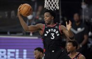 OG Anunoby Seals Toronto Raptors' Victory With Dramatic Three Pointer