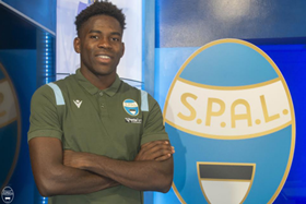 Caleb Okoli Becomes Second Nigerian To Join SPAL In Italian Lower Division