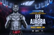Ajagba Ready For Saturday's Debut Under Top Rank Promotions' Banner
