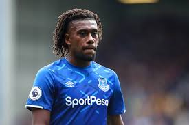 Alex Iwobi Appears To  Eventually Be On His Way Out Of Everton
