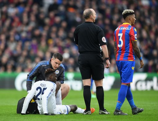 Ndidi Down With Groin Injury, Super Eagles' Friendlies Hit With Uncertainty