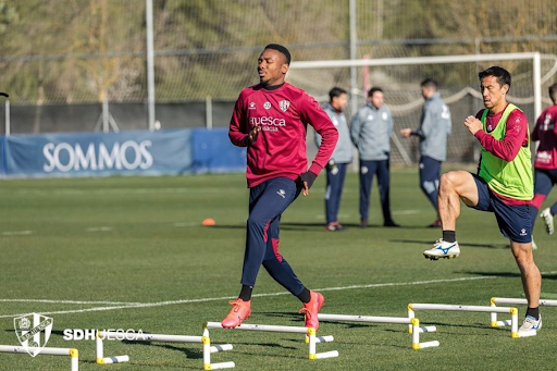 Kelechi Nwakali Hopes To Step Up Momentum With Huesca Against Cadiz