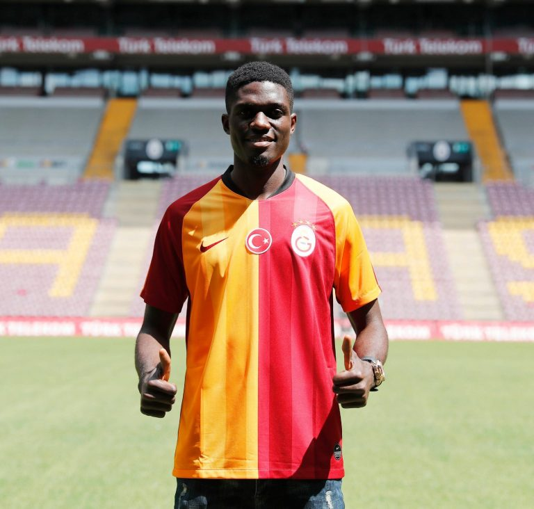 Ozornwafor: I'm Fully Focused On This Season's Targets With Galatasaray