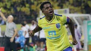 Ogbeche Thanks Indian Football Fans For Voting His Goal Season's Best