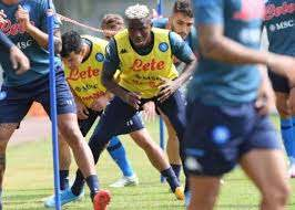 Victor Osimhen's Club President Tests Positive To Coronavirus In Naples