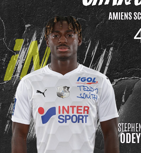 Stephen Odey Replaces Ulrick Eneme Ella At French Second Division Club