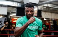 Ajagba Looks Good For 'Top Rank' Debut This Saturday Is Las Vegas