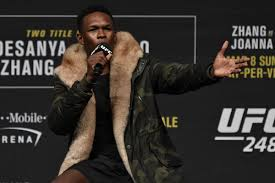Israel Adesanya Gets Analyst's Duty For Mike Tyson's Comeback Fight