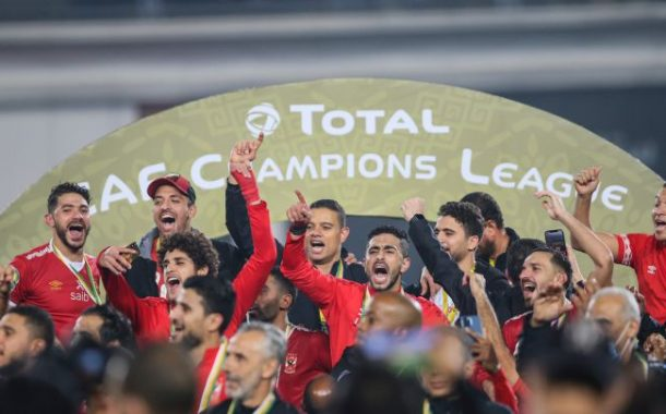 Junior Ajayi Cherishes Winning CAF Champions League With Al-Ahly