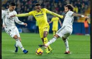 Chukwueze Plays As Sub Against Real Madrid, Gets Penalty In 1-1 Draw
