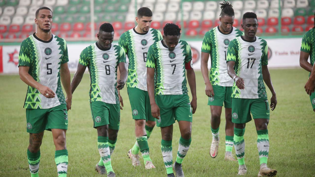 Super Eagles Drop Three Slots In Latest FIFA Ranking, Now World Number 35