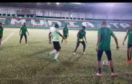 Osimhen, Ajayi, Collins Undertake Personal Training; Akpeyi Still Missing